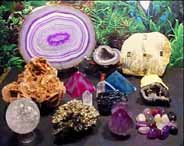 Gift Stones and Crystals